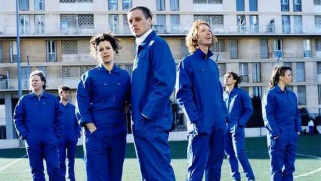 Una imagen del grupo canadiense.