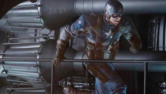 Galería: nuevas imágenes de 'Capitán América'