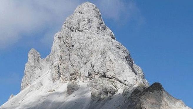 Uno de los picos a la venta en Austria.