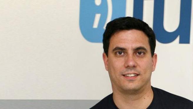 Sebastián Muriel, vicepresidente de relaciones institucionales de Tuenti.