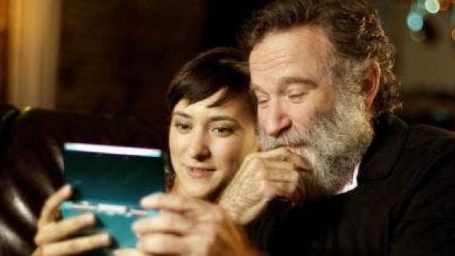 Robin Williams escogió el nombre de su hija por un videojuego
