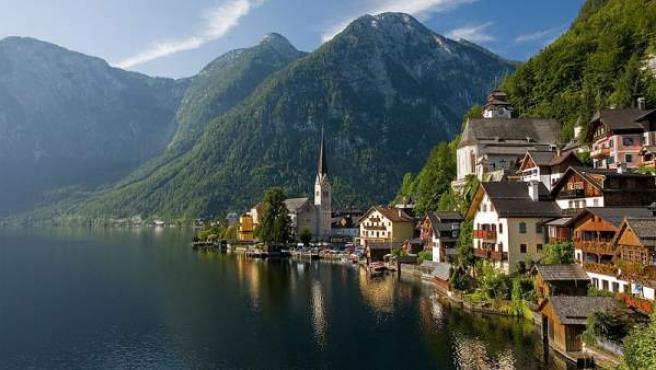 Hallstatt, en Austria.