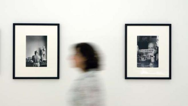 Exposicion 'Picasso Crea. A Traves De La Camara De David Douglas'