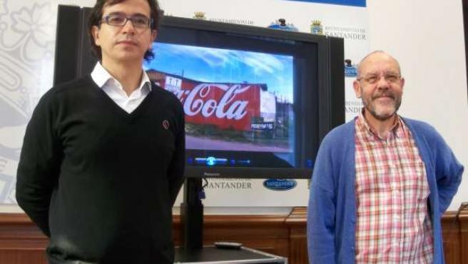 Torrellas Y Ortega Presentan El Proyecto Fotográfico Ganador De Foconorte