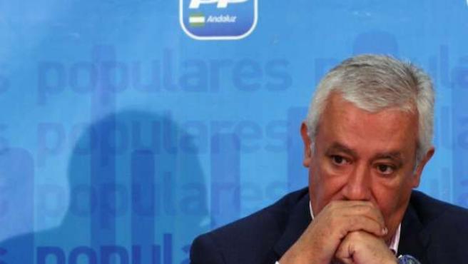 Javier Arenas, Hoy En Una Reunión Con UPTA-A