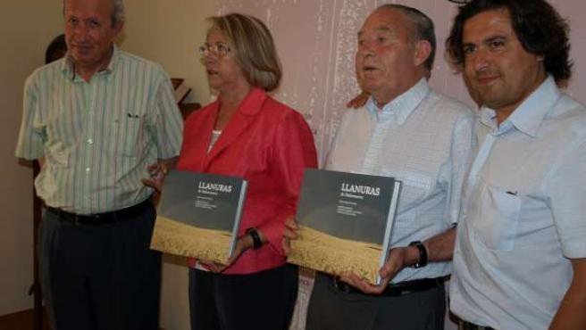 Presentación Del Libro 'Llanueras De Salamanca'