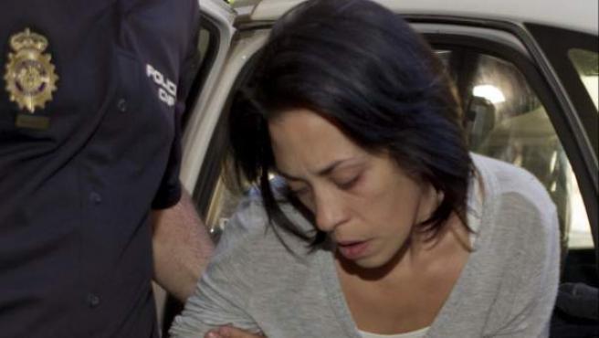 La madre presuntamente causó la muerte a golpes de su hija de 8 años en Palma.