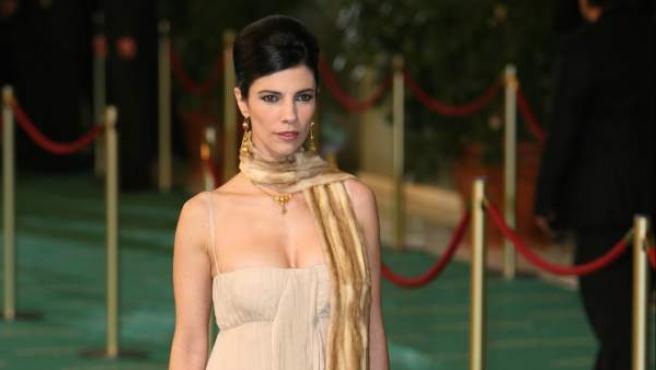 Maribel Verdú participa en la película 'Blancanieves'.