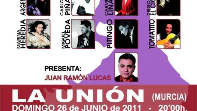 Gala Solidaria 'Flamenco Por Lorca'