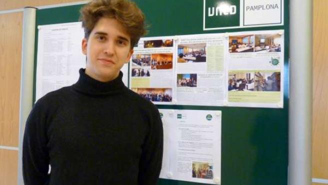 Luis Cortés, Elegido Delegado Nacional De La Facultad De Filosofía De La UNED.