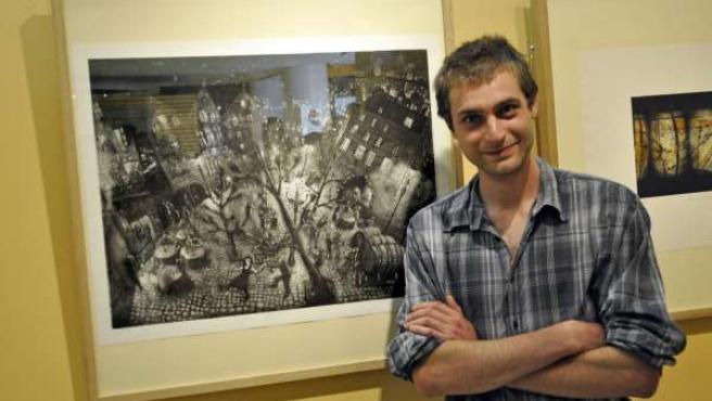 Clément Richem, Ganador Del IV Premio Internacional De Grabado Y Vino