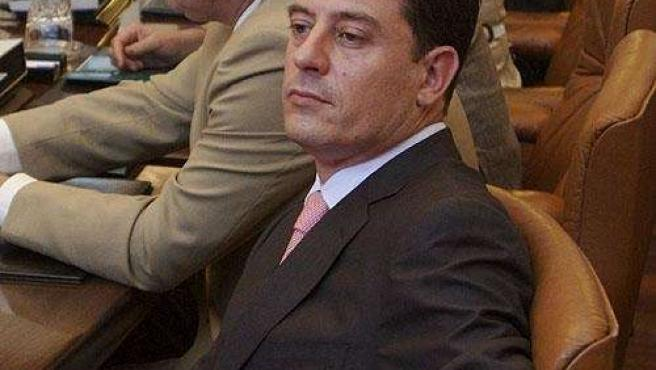 José Ramón Gómez Besteiro, presidente de la Diputación de Lugo