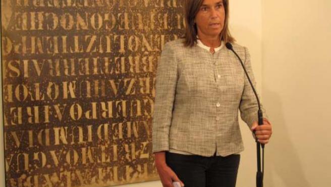 Ana Mato, Vicesecretaria General De Organización Y Electoral Del PP