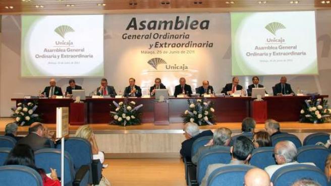 Asamblea Ordinaria Y Extraordinaria De Unicaja