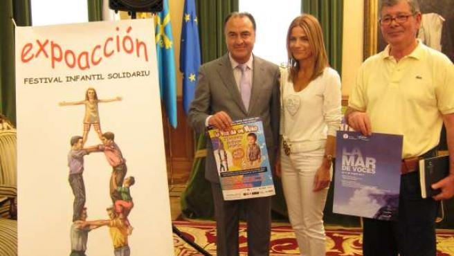 Eva María Illán, Concejala De Bienestar Social De Gijón