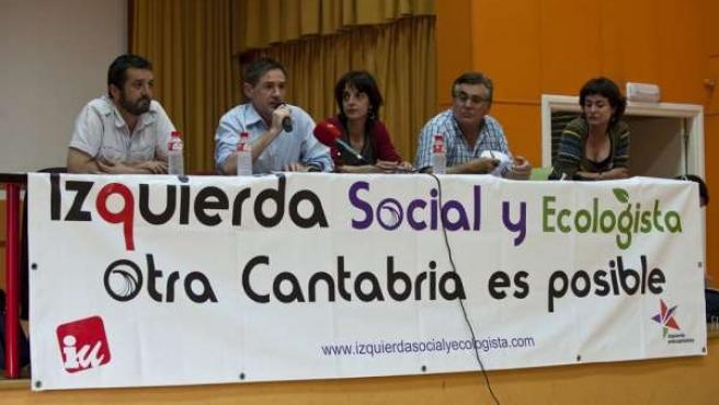 Miembros De Izquierda Social Y Ecologista