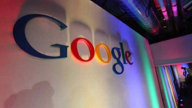 Imagen del logotipo de Google.