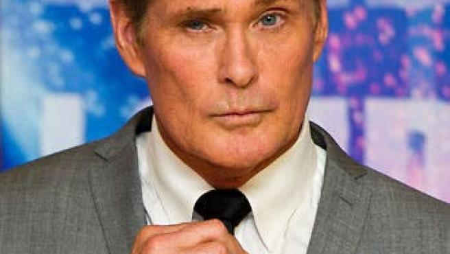 David Hasselhoff estará en 'Fuga de cerebros 2'