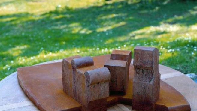 Rubielos De Mora Acoge Una Exposición En Homenaje A Chillida