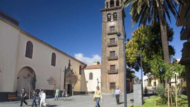 Plaza de la Concepción, La Laguna