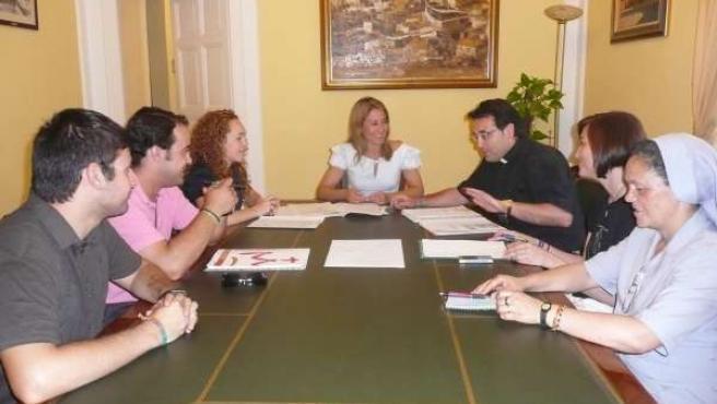 ADJUNTAMOS COMUNICADO AYTO CÁCERES SOBRE JORNADAS DE JUVENTUD