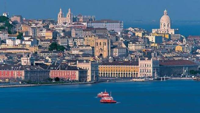 Imagen de archivo de Lisboa.