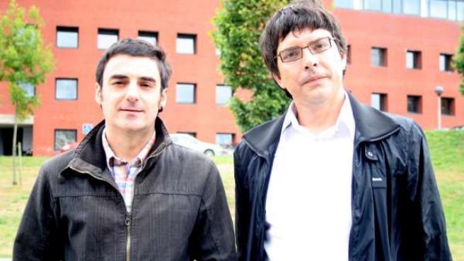 Pablo San Román Y David Benito