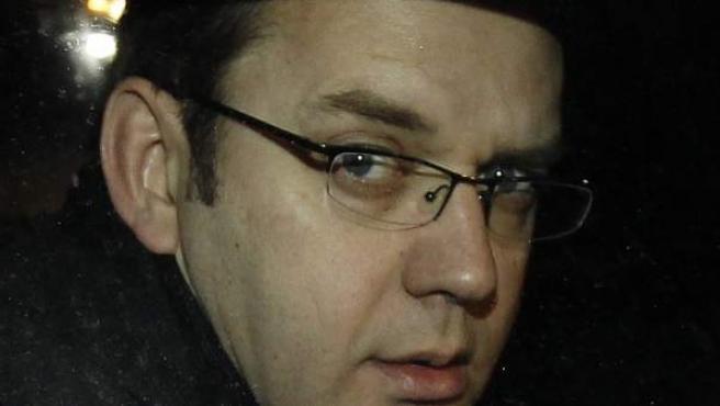 Andy Coulson, en una imagen de enero.
