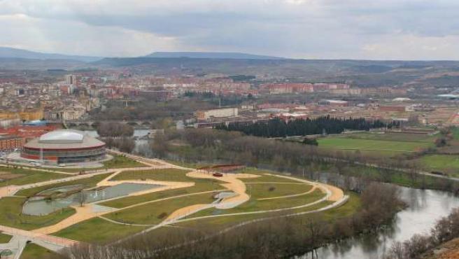 Imágen del Río Ebro