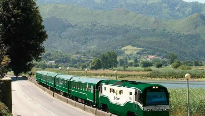 Ferrocarriles FEVE del Cantábrico