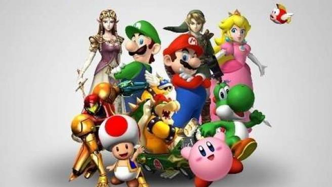 Cartel De La Quedada Nintendo