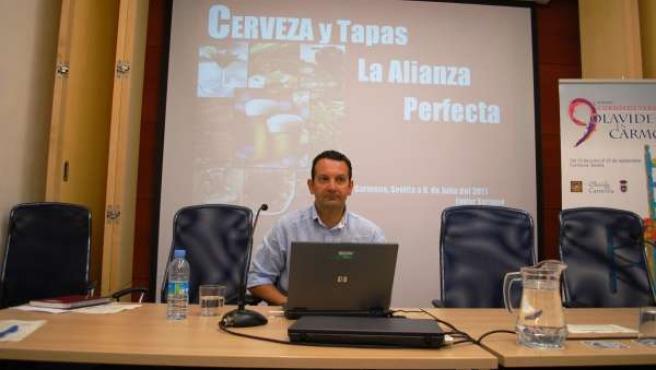 Javier Soriano, Profesor De Escuela De Hostelería Gambrinus, En Los Cursos UPO