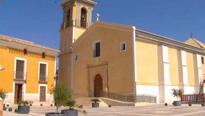 Iglesia De La Concepción Restaurada