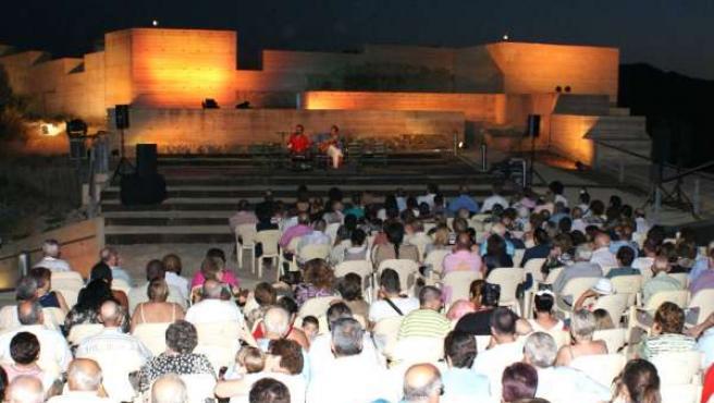 Prueba De Selección Del Festival Del Cante De Las Minas