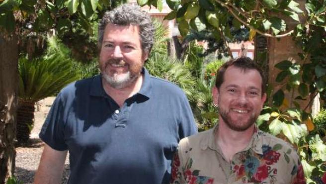 Juan José López De Uralde Y David Abril