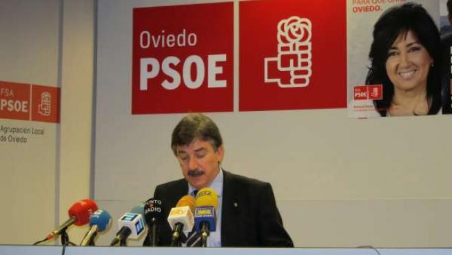 El Secretario De La AMSO, Alfredo Carreño