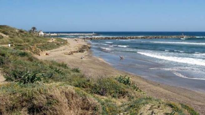 Playa Y Dunas De Artola-Cabopino