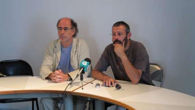 Participantes Gallegos En La II Flotilla De La Libertad En Rueda De Prensa