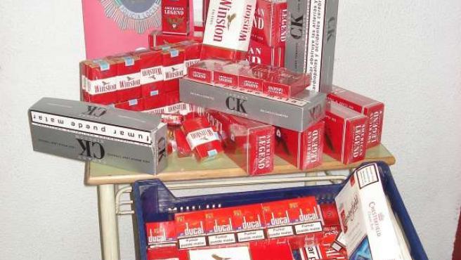 Tabaco Intervenido