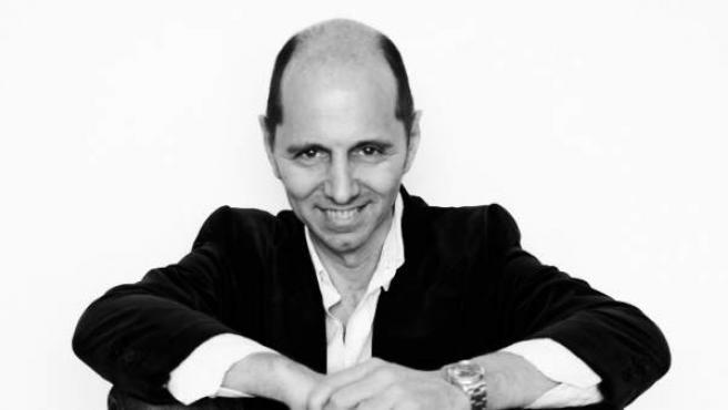 El cantante, productor y compositor Alejo Stivel.