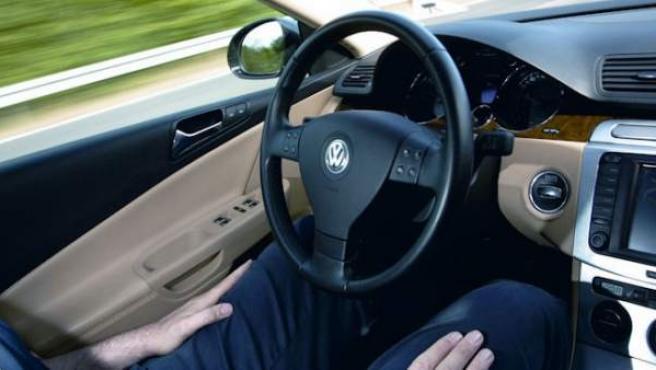 Volkswagen Temporary Auto Pilot.