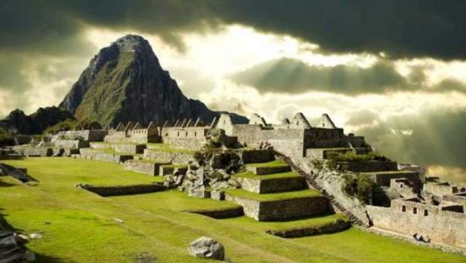 Machu Picchu, que en quechua significa 'Montaña Vieja'.