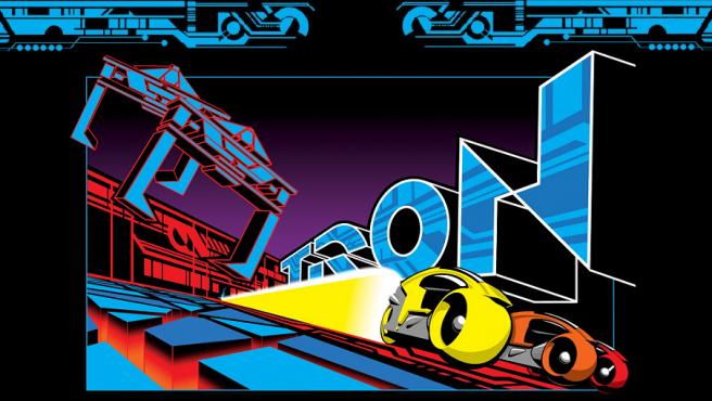 Los otros pósters de 'Tron'