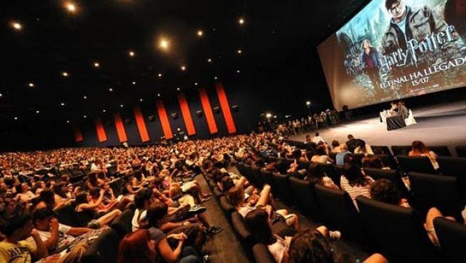 La sala de cine más recaudadora de España