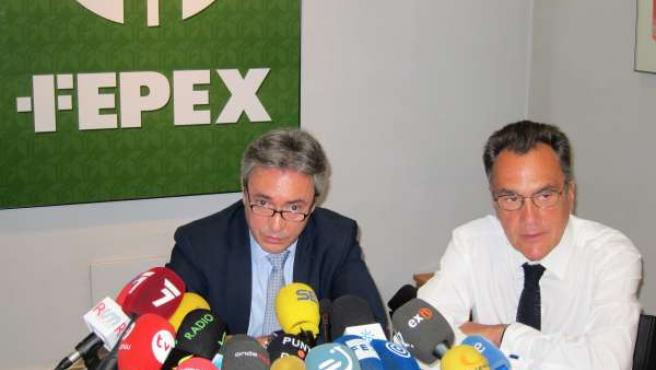 Jorge Brotons Y José María Pozancos, De Fepex