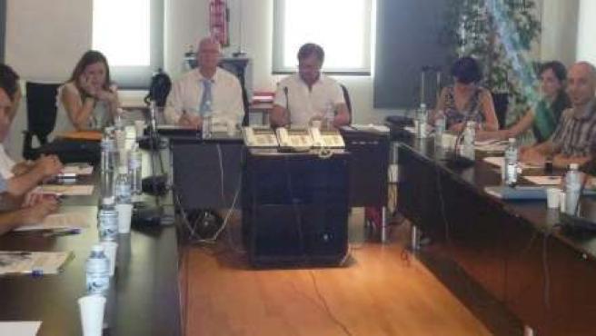 Reunión De La Comisión De Seguimiento Ambiental