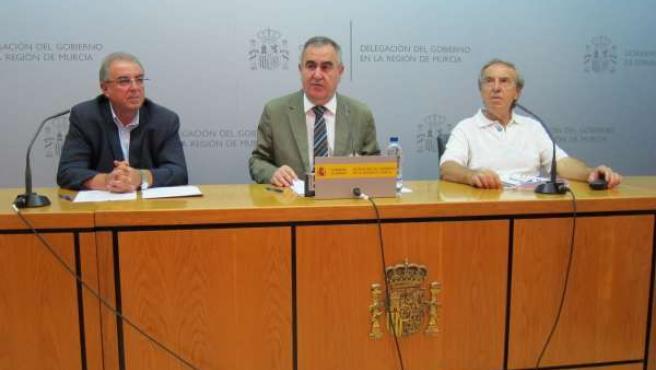 El Delegado Del Gobierno, Rafael González Tovar