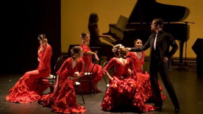El Espectáculo De Danza Española ?Jazzing Flamenco?