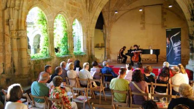Uno De Los Conciertos Del Encuentro De Música Y Academia