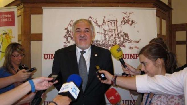 El Fiscal General Del Estado, Candido Conde-Pumpido